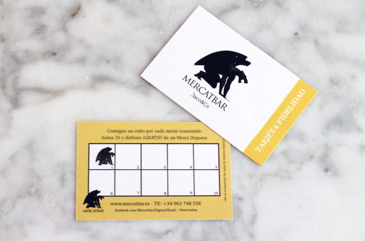 Have you got our loyalty card?